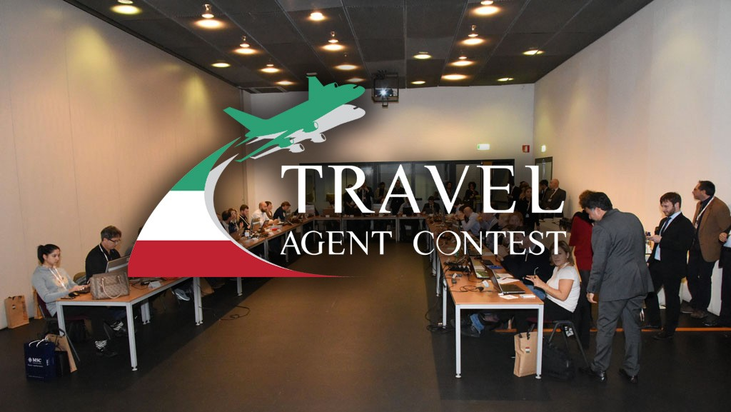 Travel Agent Contest 2015
